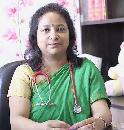 Dr. Tanushree R. Peters
